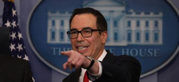 """La Administración Trump anuncia la """"mayor reforma fiscal"""" en la historia de EEUU"""