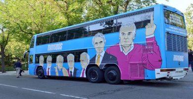 El 'tramabús' de Podemos. EL ESPAÑOL