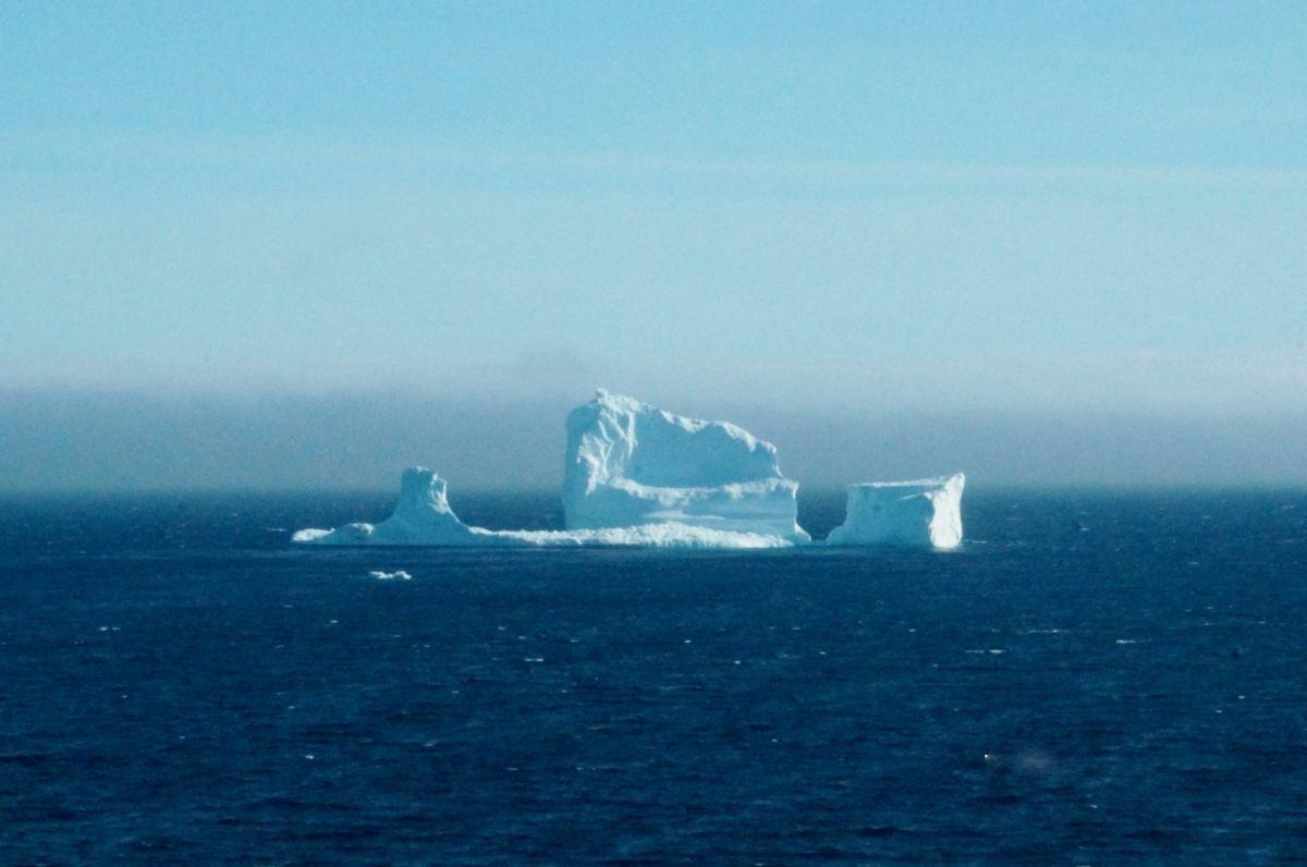 Iceberg en Canadá (2)