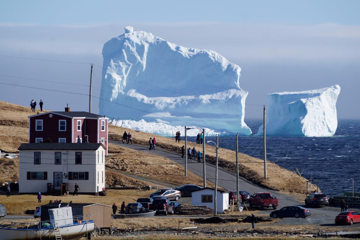Iceberg en Canadá (4)