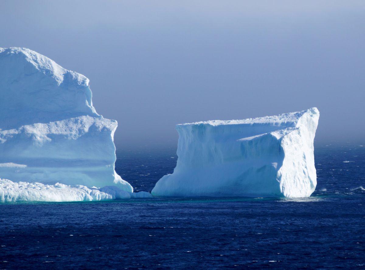 Iceberg en la región de Newfoundland (Canadá). REUTERS