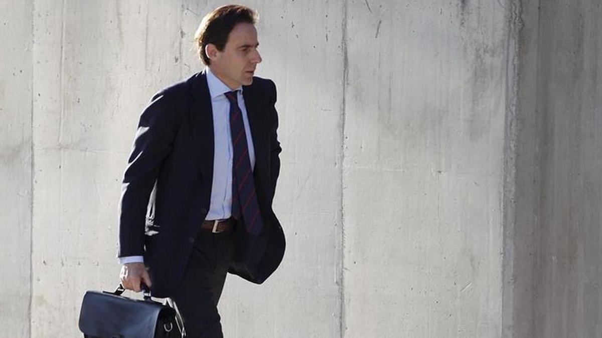 Javier López Madrid, consejero de la constructora OHL. EL ESPAÑOL