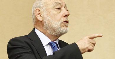 Jesús Maza, fiscal general del Estado. EUROPA PRESS