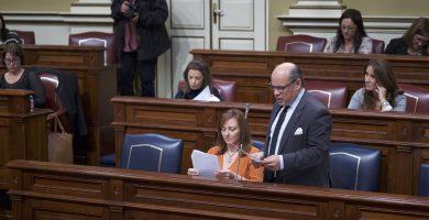 Clavijo desvela que Madrid y Rabat ya hablan sobre la mediana con Canarias