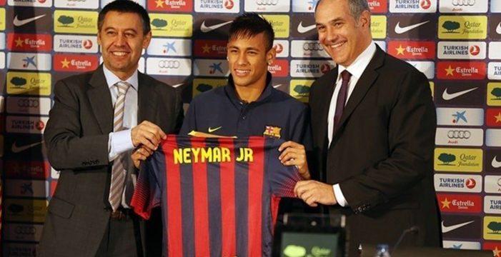 La Audiencia Nacional juzgará a Bartomeu por el caso Neymar