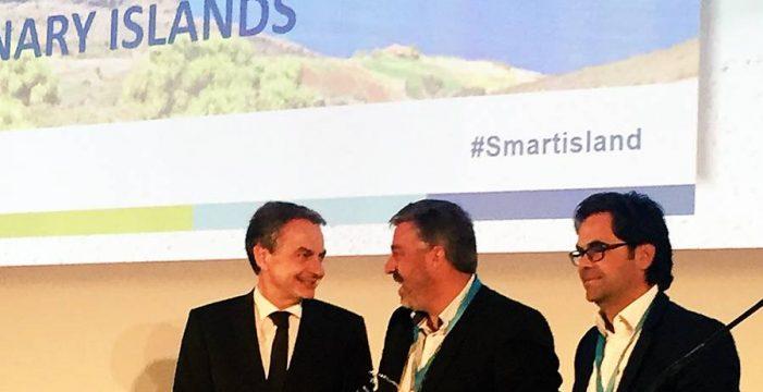 'La Palma, isla inteligente', premiado como el mejor del mundo