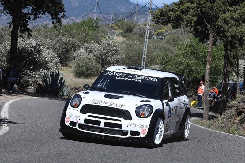 Luis Monzón Mini JWC WRC
