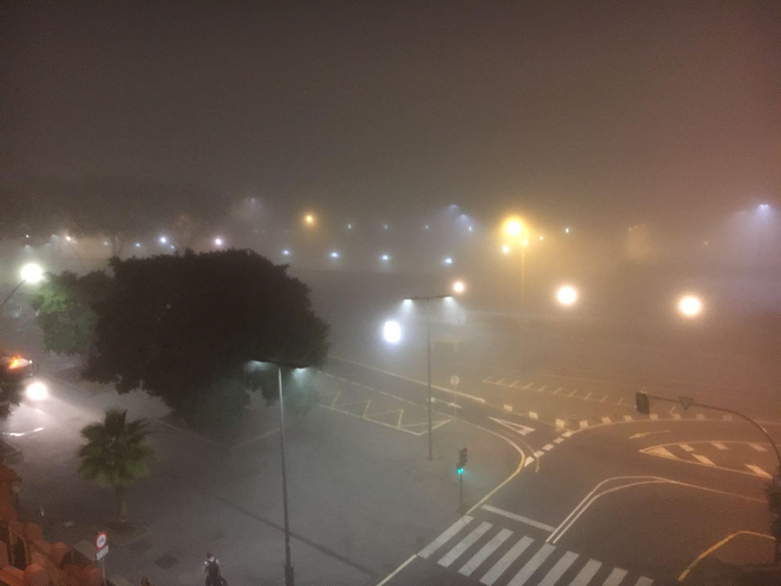 Niebla en SC1