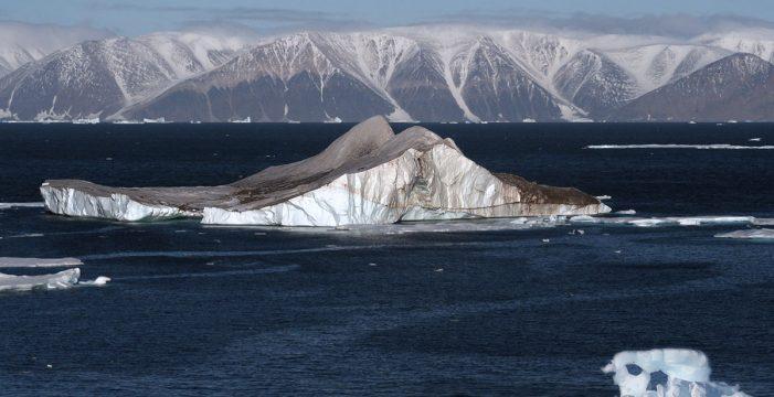 El Océano Ártico experimenta pérdidas récord de hielo marino en los veranos