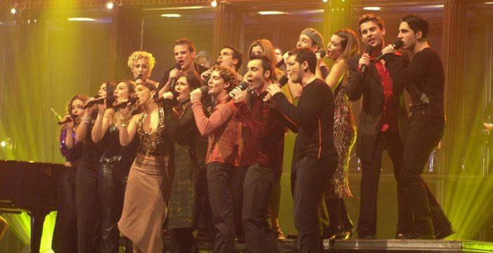 RTVE da luz verde a una nueva edición de 'OT' 16 años después de su estreno