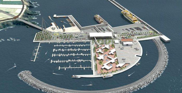 El Cabildo da los primeros pasos para la construcción del puerto de Fonsalía