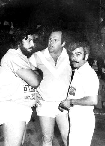 lucha Parri Melquiades y Juan Gonzalez Mendoza