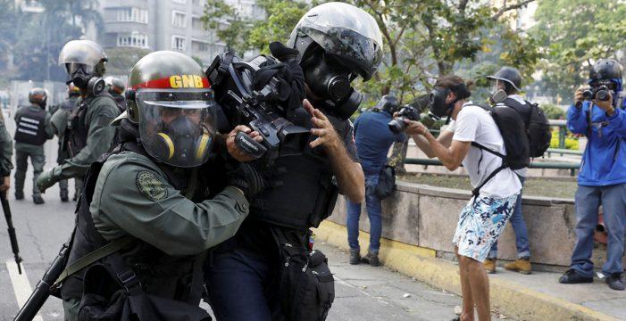 """La Eurocámara condena la """"brutal"""" represión en Venezuela"""