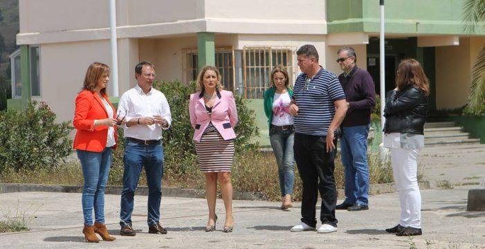 La reposición de las viviendas de El Pino comenzará tras el verano