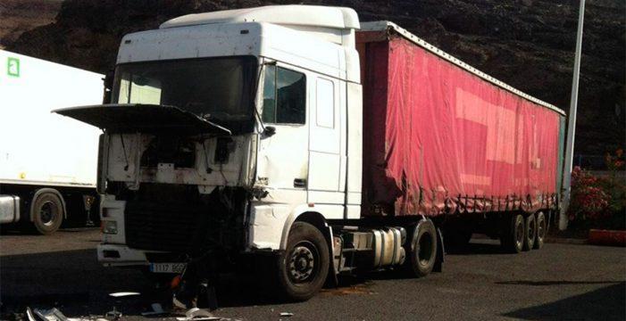 Detenida una mujer de 45 años por robar un camión de mercancías en Fuerteventura