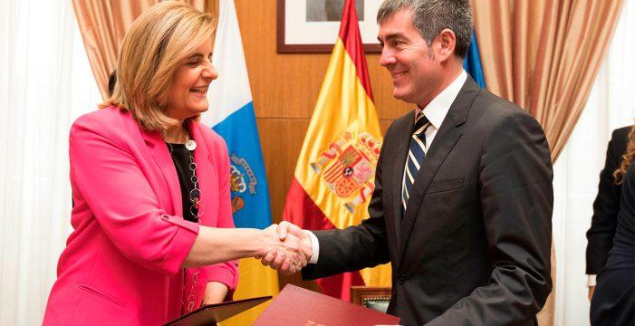 """Báñez: """"Canarias ha recuperado dos de cada tres empleos que destruyó la crisis"""""""