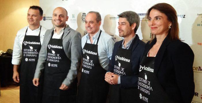 El certamen de Gastronomía de Canarias congregará a 30 profesionales