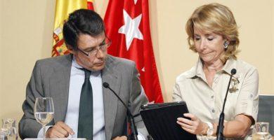 Anticorrupción pide prisión incondicional para Ignacio González
