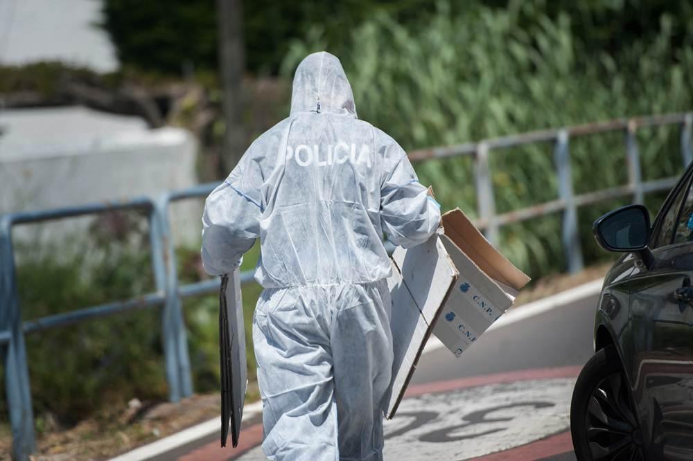 Imágenes de las labores de la Policía Nacional. | FRAN PALLERO