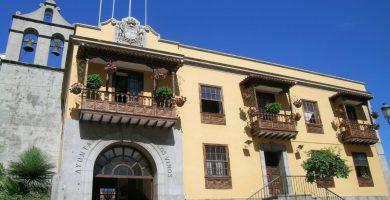 La oposición presenta una moción de censura en Icod de los Vinos