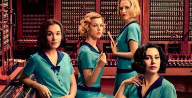 Netflix estrena 'Las chicas del cable', su primera serie original española
