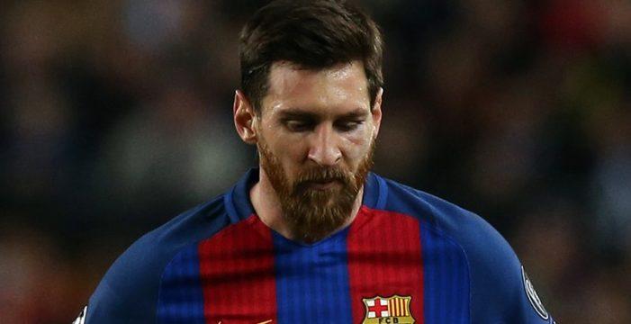 El TS confirma la condena de 21 meses de cárcel para Messi