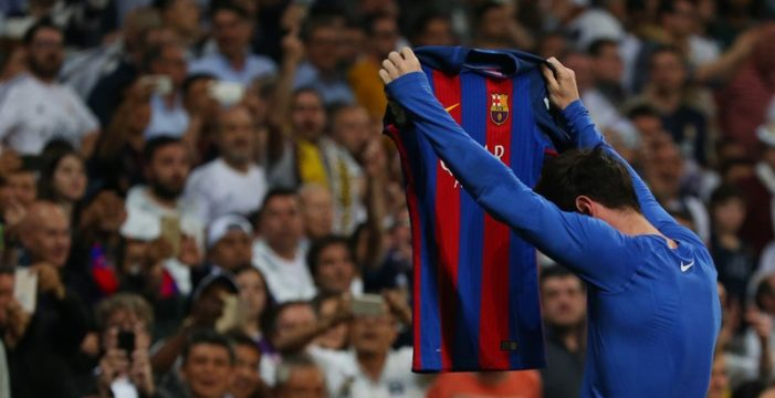 Locura en las radios con el golazo final de Leo Messi ante el Madrid