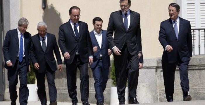 Arranca en Madrid la III Cumbre de países del sur de Europa con Rajoy como anfitrión