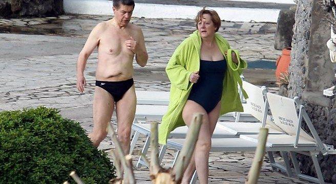 Merkel vuelve a elegir La Gomera para pasar sus vacaciones de Semana Santa