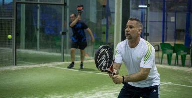 Víctor Sáenz y Fredy Domínguez sacan las garras para meterse  en semifinales