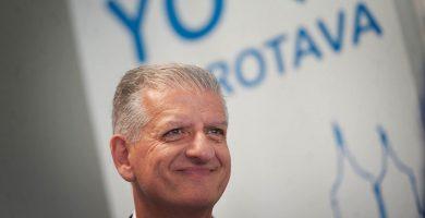 El alcalde orotavense aspira al liderazgo de CC en Tenerife. Fran Pallero