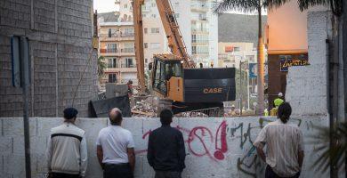 El 14 de abril se cumplirá un año del derrumbamiento en el que murieron siete personas. Andrés Gutiérrez