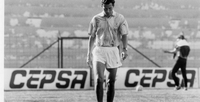 Un cuarto de siglo de la llegada del hombre que cambió el CD Tenerife
