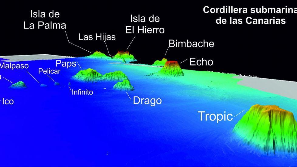 Hay muchas posibilidades de que la exploración del resto de estos montes submarinos provoquen nuevas y agradables sorpresas como la del telurio. DA