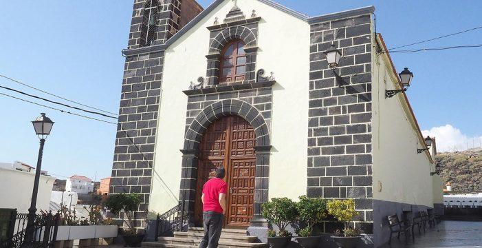 La iglesia de Santa Ana estará cerrada casi tres años para ser rehabilitada