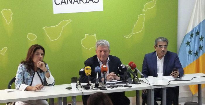 NC exigirá en las Cortes dinero para la playa de Valleseco y la TF-5