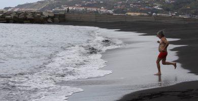 Santa Cruz de La Palma estrena playa