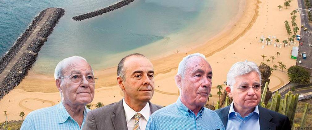 El Ayuntamiento se queda con la playa y 100 millones de indemnización