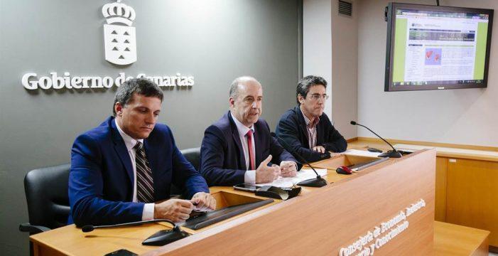 Un nuevo censo digital recoge las 207 zonas industriales de Canarias