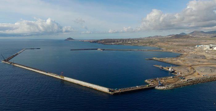 El puerto de Granadilla solo ha afectado al 7% de los sebadales tras más de cinco años de obras