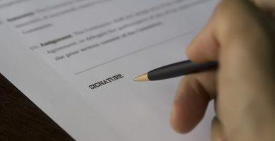 Obtienen un préstamo de más de 16.000 euros tras falsear la firma de una persona