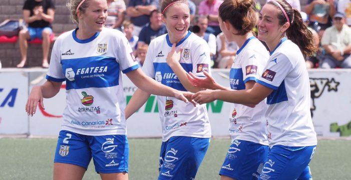 La UDG Tenerife Egatesa se medirá al Levante en la Copa