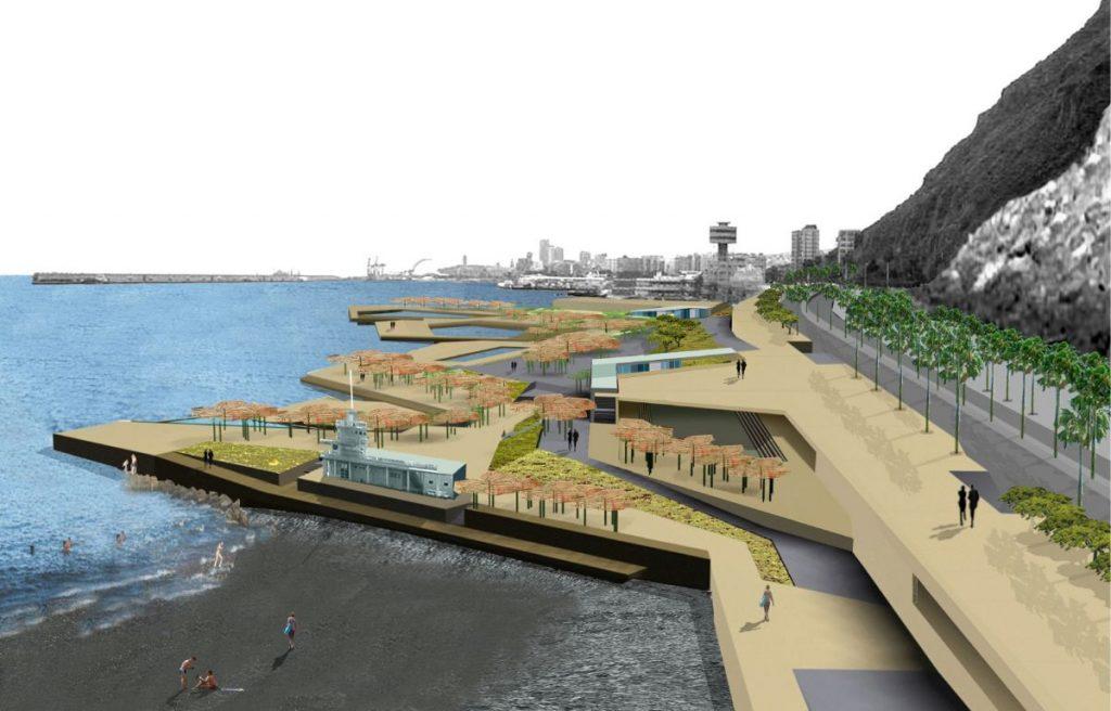 Resultado de imagen de bermudez alcalde y playa seco