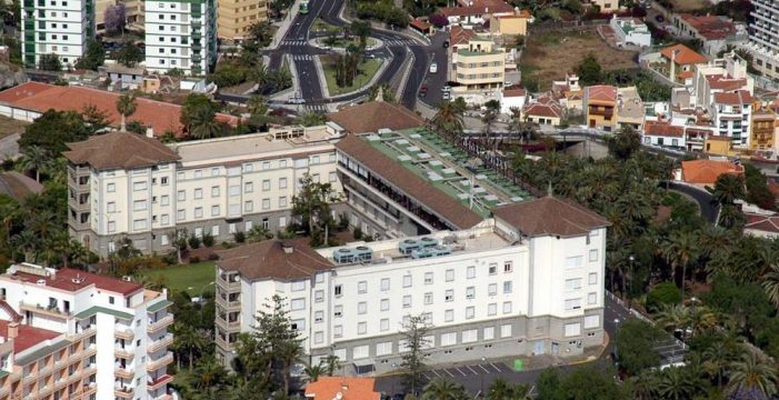 El arrendamiento del hotel Taoro sale a concurso por cuarta vez