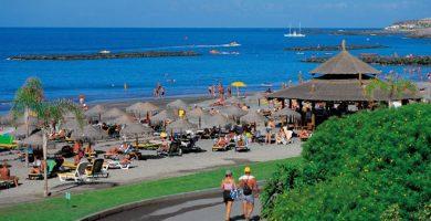 Las pernoctaciones hoteleras crecen un 4% en Canarias en junio hasta 5,6 millones