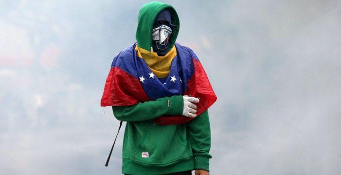 117 detenidos en Venezuela en las protestas contra el Gobierno de Maduro