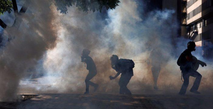 """El Gobierno desaconseja viajar a Venezuela salvo casos de """"extrema necesidad"""""""