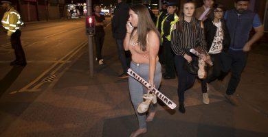 Al menos 19 muertos y 50 heridos en una explosión en un concierto en Manchester
