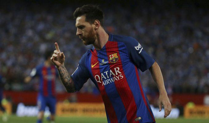 El Barça golea de nuevo y sigue líder del campeonato liguero