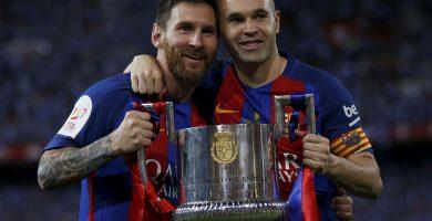 El Barcelona se proclama campeón de Copa tras derrotar (3-1) al Alavés